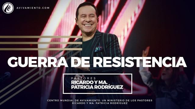 #66 Guerra de resistencia – Pastor Ricardo Rodríguez