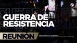 Guerra de resistencia 01 Oct 2017- CENTRO MUNDIAL DE AVIVAMIENTO