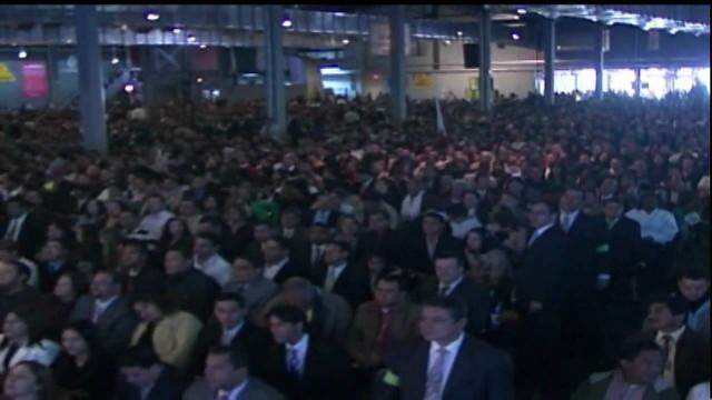 Avivamiento : El Congreso Mundial de Avivamiento 2010 es noticia
