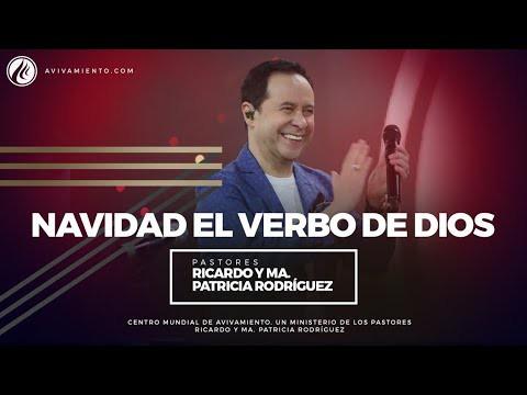 #86 Navidad | El verbo de Dios – Pastor Ricardo Rodríguez