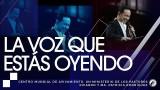 #96 La voz que estás oyendo – Pastor Ricardo Rodríguez