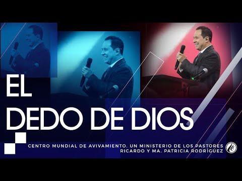 #109 El dedo de Dios – Pastor Ricardo Rodríguez