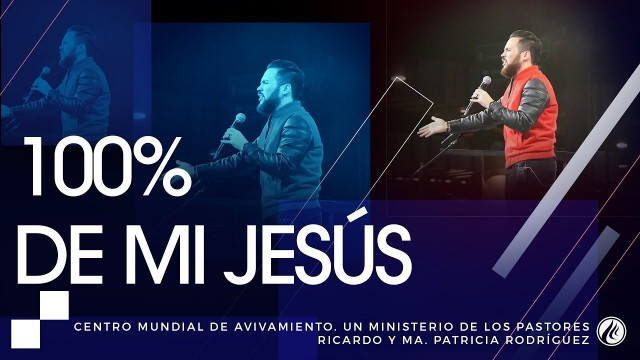 #112 100% de mi Jesús – Pastor Juan Sebastián Rodríguez