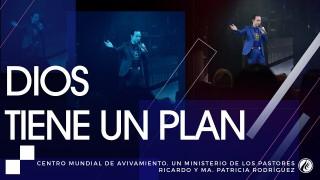 #128 Dios tiene un plan – Pastor Ricardo Rodríguez