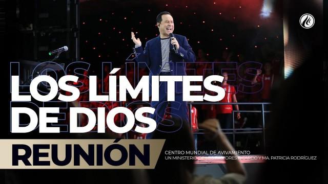 Los límites de Dios Ago 12 2018 – AVIVAMIENTO