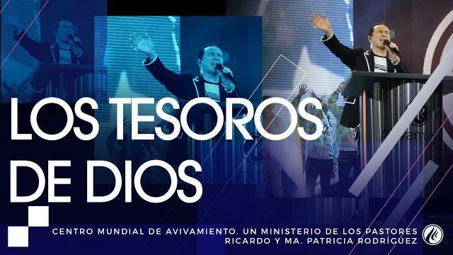 #150 Los tesoros de Dios – Pastor Ricardo Rodríguez
