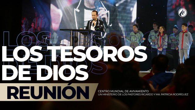 Los tesoros de Dios Sep 16 2018 – AVIVAMIENTO
