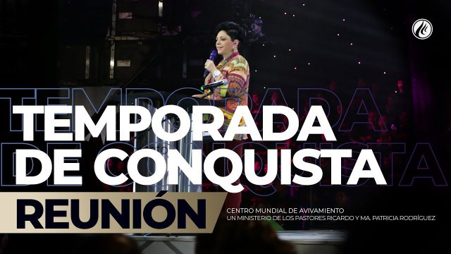 Temporada de conquista Sep 02 2018 – AVIVAMIENTO