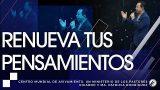 #158 Renueva tus pensamientos – Pastor Ricardo Rodríguez