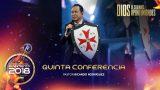 Quinta conferencia | Pastor Ricardo Rodríguez – Congreso Mundial de Avivamiento 2018