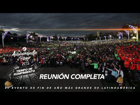 Avivamiento al Parque 2018 – Reunión completa
