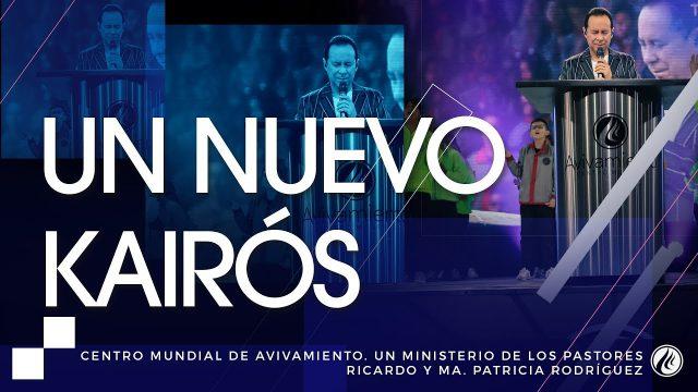 #186 Un nuevo kairós – Pastor Ricardo Rodríguez