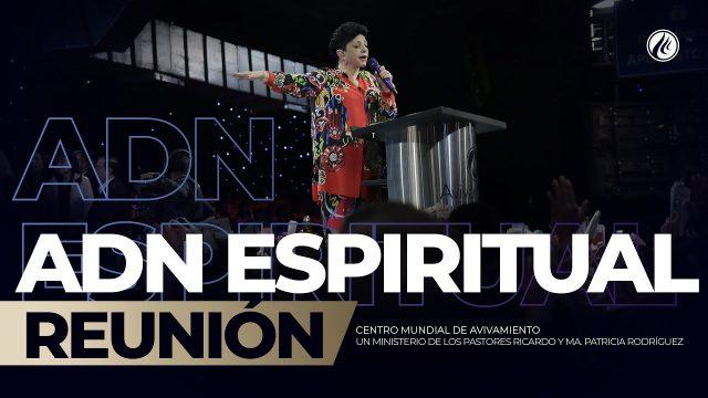 Adn espiritual Feb 03 2019 – AVIVAMIENTO