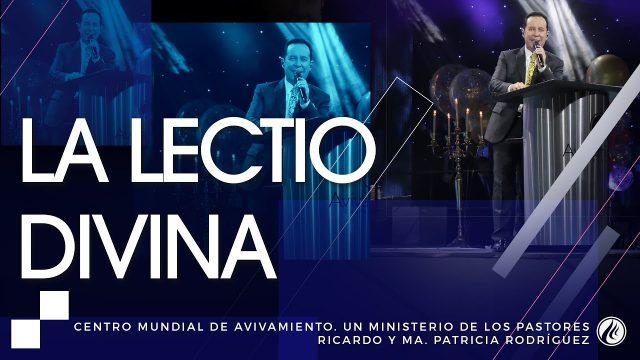 #189 La lectio divina | Cómo tener comunión con Dios – Pastor Ricardo Rodríguez