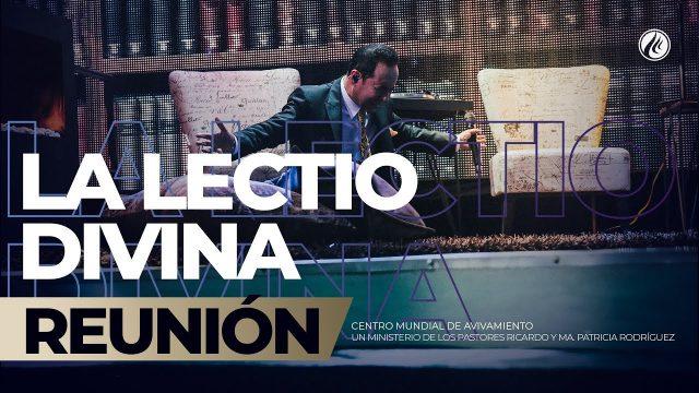 La Lectio divina Mar 01 2019 – AVIVAMIENTO
