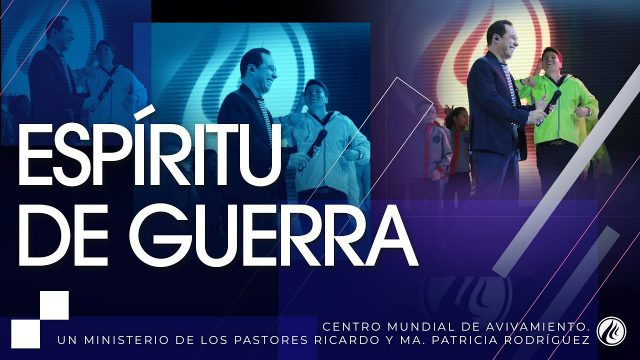 #198 Espíritu de guerra – Pastor Ricardo Rodríguez