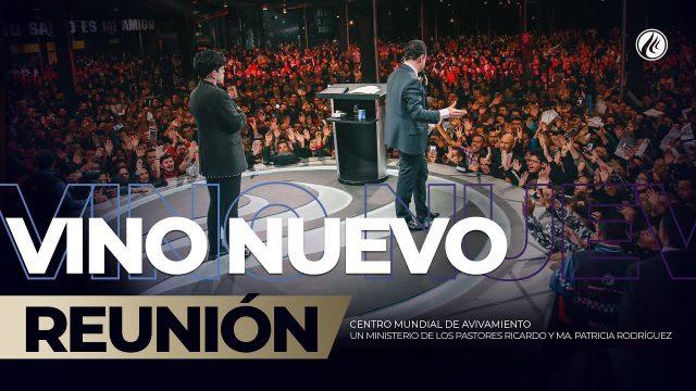 Vino nuevo Abr 12 2019 – AVIVAMIENTO