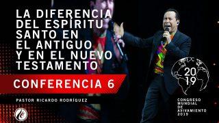 La diferencia del Espíritu Santo en el Antiguo y en el Nuevo Testamento   Pastor Ricardo Rodríguez