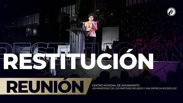 Restitución Ago 25 2019 – AVIVAMIENTO