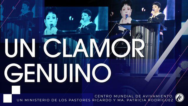 #252 Un clamor genuino – Pastora Ma. Patricia Rodríguez
