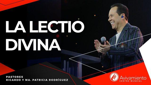 #275 La lectio divina – Pastor Ricardo Rodríguez