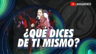 #282 ¿Qué dices de ti mismo? – Pastora Ana María Rodríguez