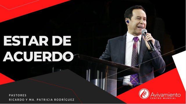 #336 Estar de acuerdo – Pastor Ricardo Rodríguez