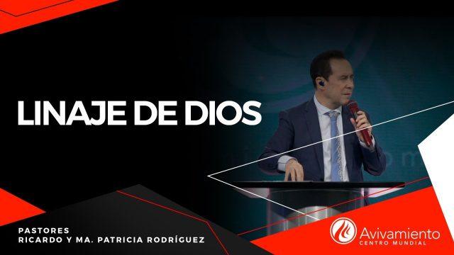 #396 Linaje de Dios y templos del Espíritu – Pastor Ricardo Rodríguez