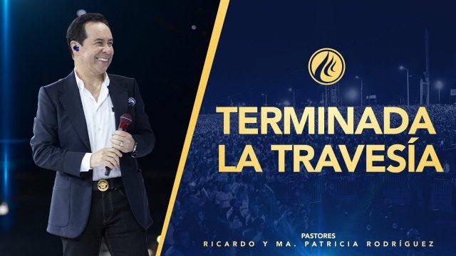 #415 Terminada la travesía – Pastor Ricardo Rodríguez