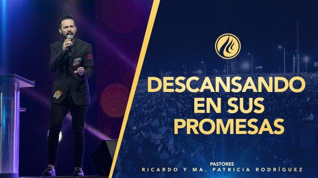 #422 Descansando en sus promesas – Pastor Juan Sebastián Rodríguez