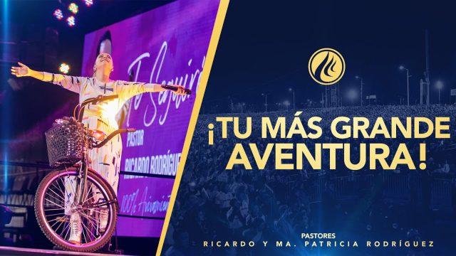 #423 ¡Tu más grande aventura! – Pastora Ana María Rodríguez