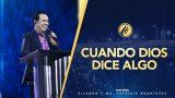 #435 Cuando Dios dice algo – Pastor Ricardo Rodríguez