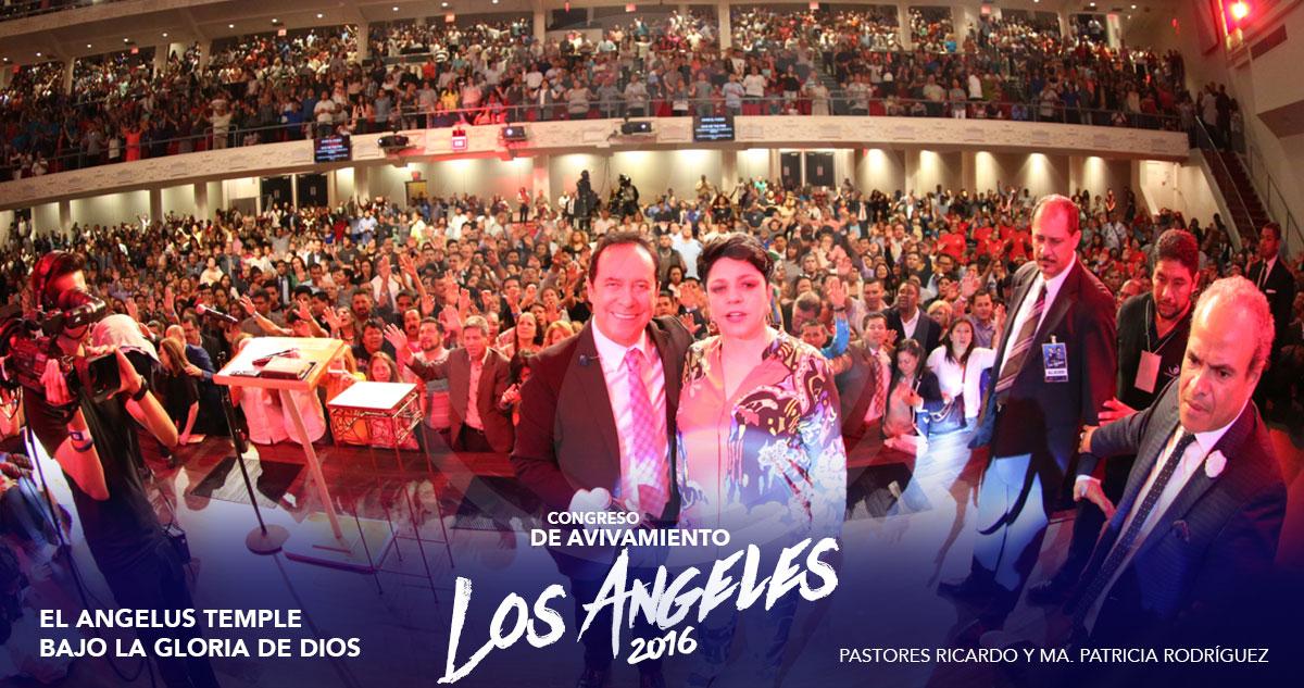 Congreso Mundial de Avivamiento 2016